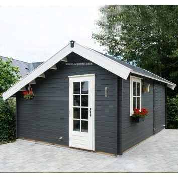 Lugarde Log Cabin B23