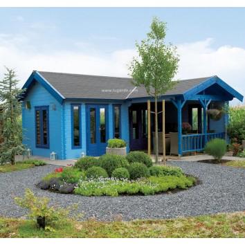 Lugarde Log Cabin B45
