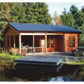 Lugarde Log Cabin B47