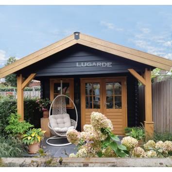 Lugarde Log Cabin B50