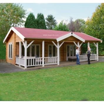 Lugarde Log Cabin B54