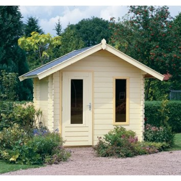 Lugarde Log Cabin Cornwall  240cm
