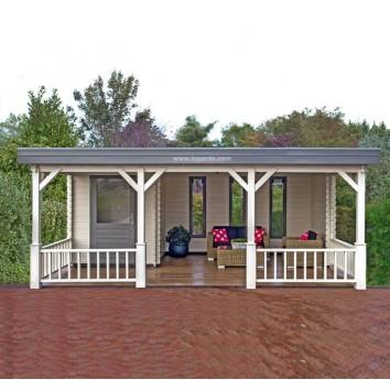 Lugarde Log Cabin B31