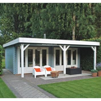 Lugarde Log Cabin B44