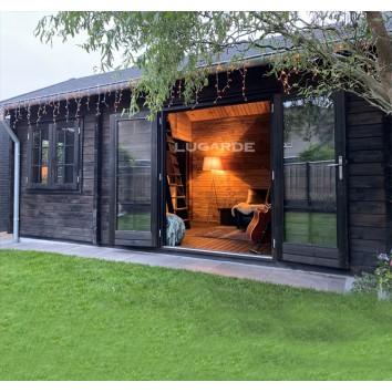 Lugarde Log Cabin B65