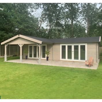 Lugarde Log Cabin B67