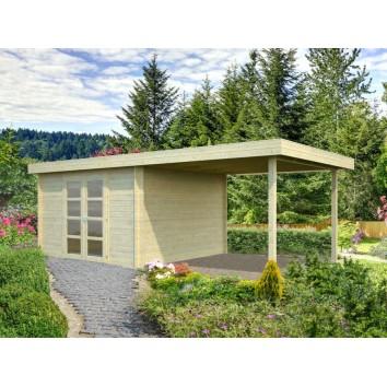 Palmako Cabin Elsa 9.6 + 8.1m2