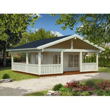 Palmako Cottage Agneta 18.8 + 28.8m2