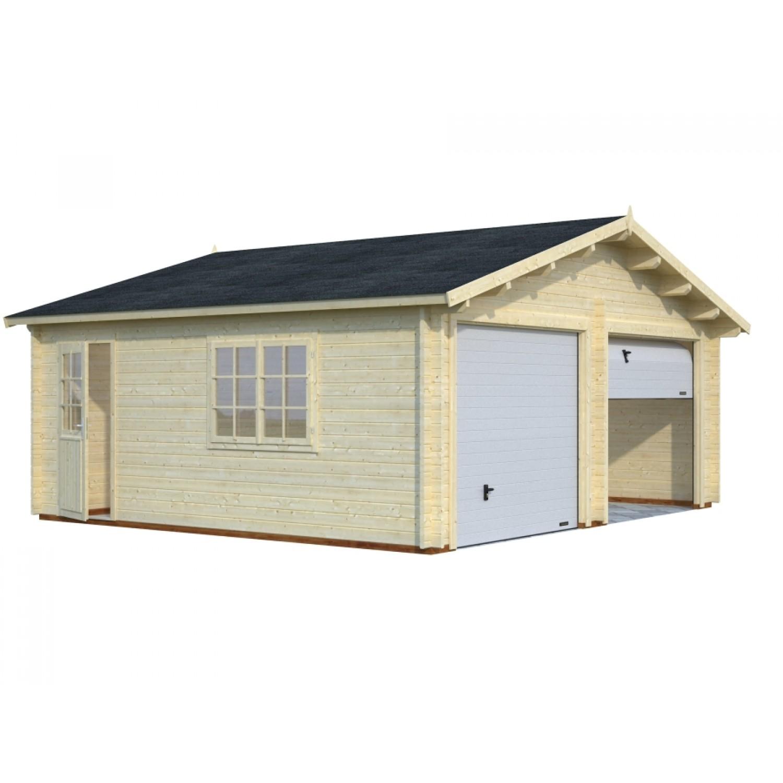 Palmako Garage Roger 28 4m2 Timber Garages Amp Carports