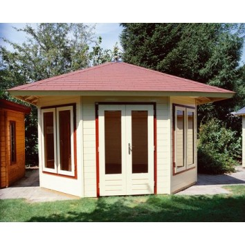 Lugarde Hexagon Series Summerhouses