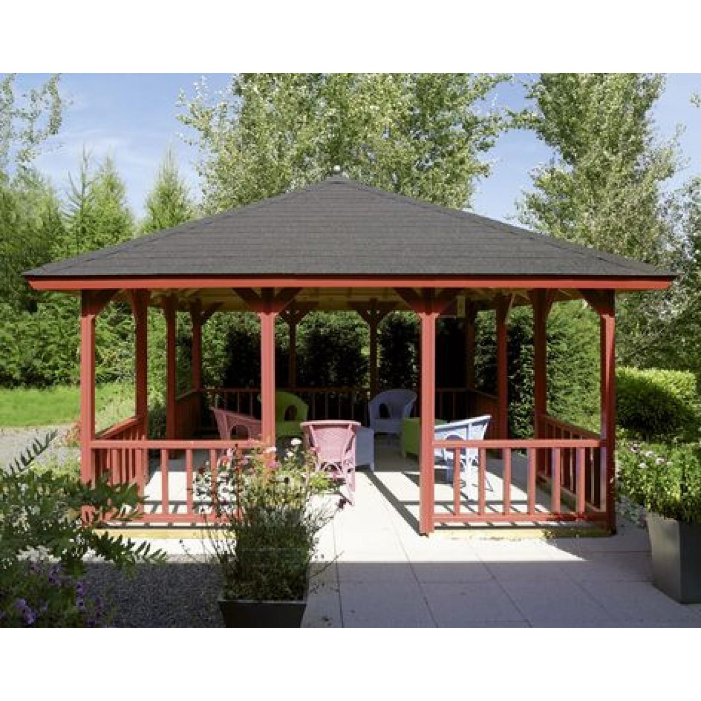 Lugarde veranda madeira 420cm for Veranda images