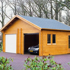 Timber Garages & Carports