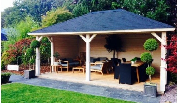 Pitched Roof Gazebos