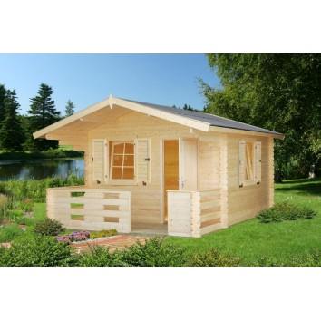 Palmako Cabin Sylvi 10.4 + 4.2m2