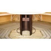 Palmako Grill Kota Eva 11.4m2 Log Cabins
